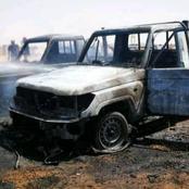 Un véhicule de la gendarmerie nationale saute sur une mine artisanale à Kafolo, les détails