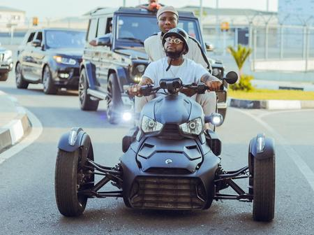 After a month and few weeks in vacation, Davido set to storm Africa