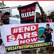 Protesters Again #EndSARS Clamour: Could This Be A Confirmation Of Mailafia's Claims?