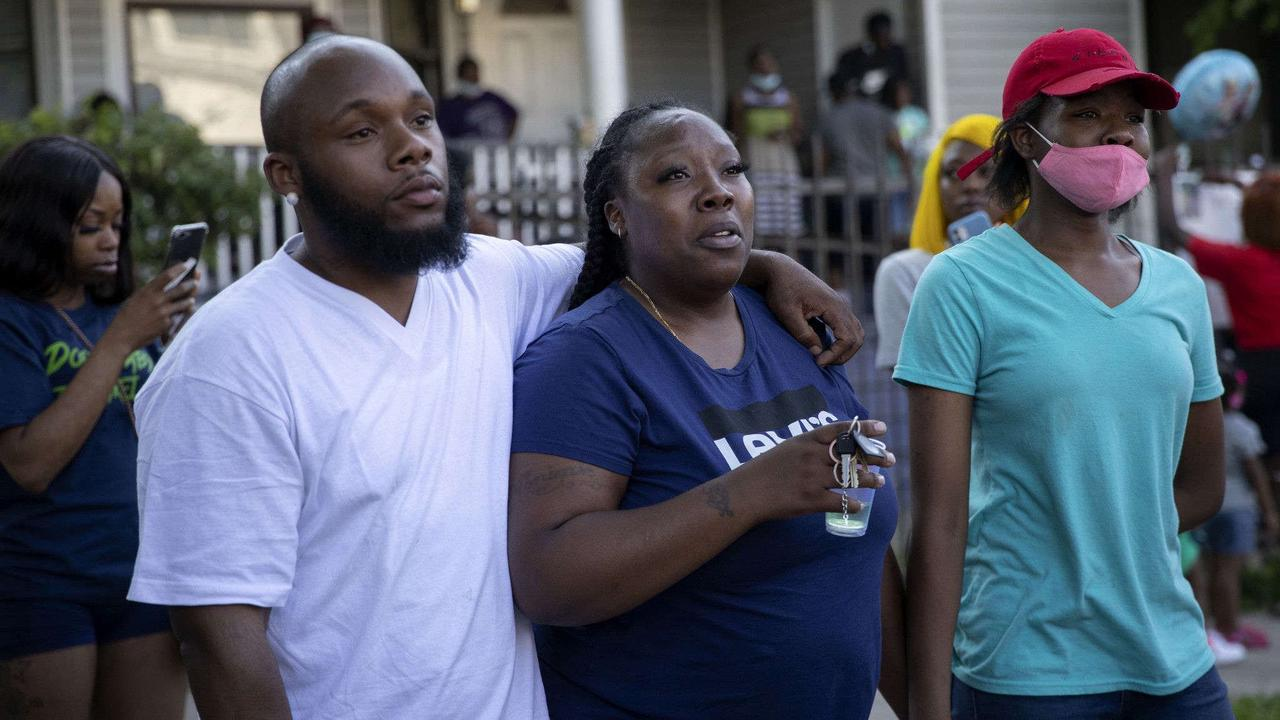 'I see them coming around': After 7-year-old Natalia Wallace's fatal shooting on another 4th of July, her siblings and family still navigate grief