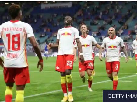 RB Leipzig star not afraid of facing United in the Champions League