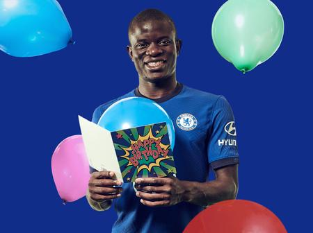 Everyone loves birthday man N'Golo Kante - here are only four reasons why