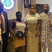 The amputee mother who hawks to survive, see what Lagos state government has done for her