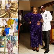 Popular Nigerian socialite, IBD Dende is 51: See beautiful pictures of his wife and children.(Photo)