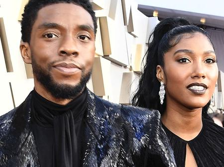 Lovely Photos Of Chadwick Boseman's Wife