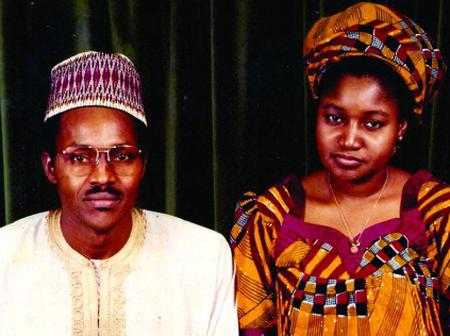 Meet The First Wife Of President Buhari