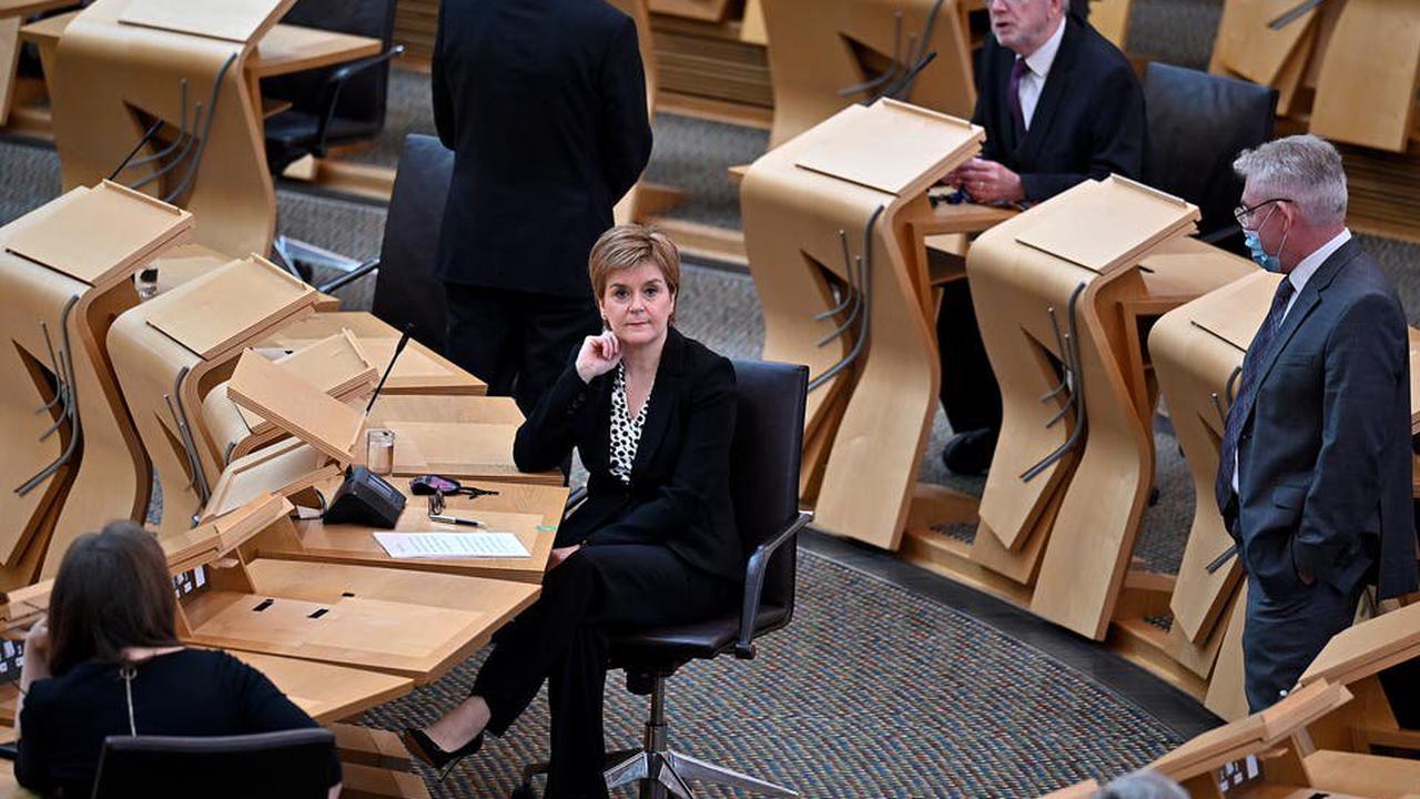 Sturgeon attacks UK Government decision to refer Holyrood Bills to Supreme Court