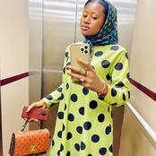 Momee Gombe Shares 5 Pictures Of Herself Without Makeup. [Check Photos]