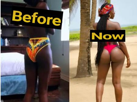 Photos: See The Amazing Transformation of This 27-Year-Old Ex-BBNaija Housemate