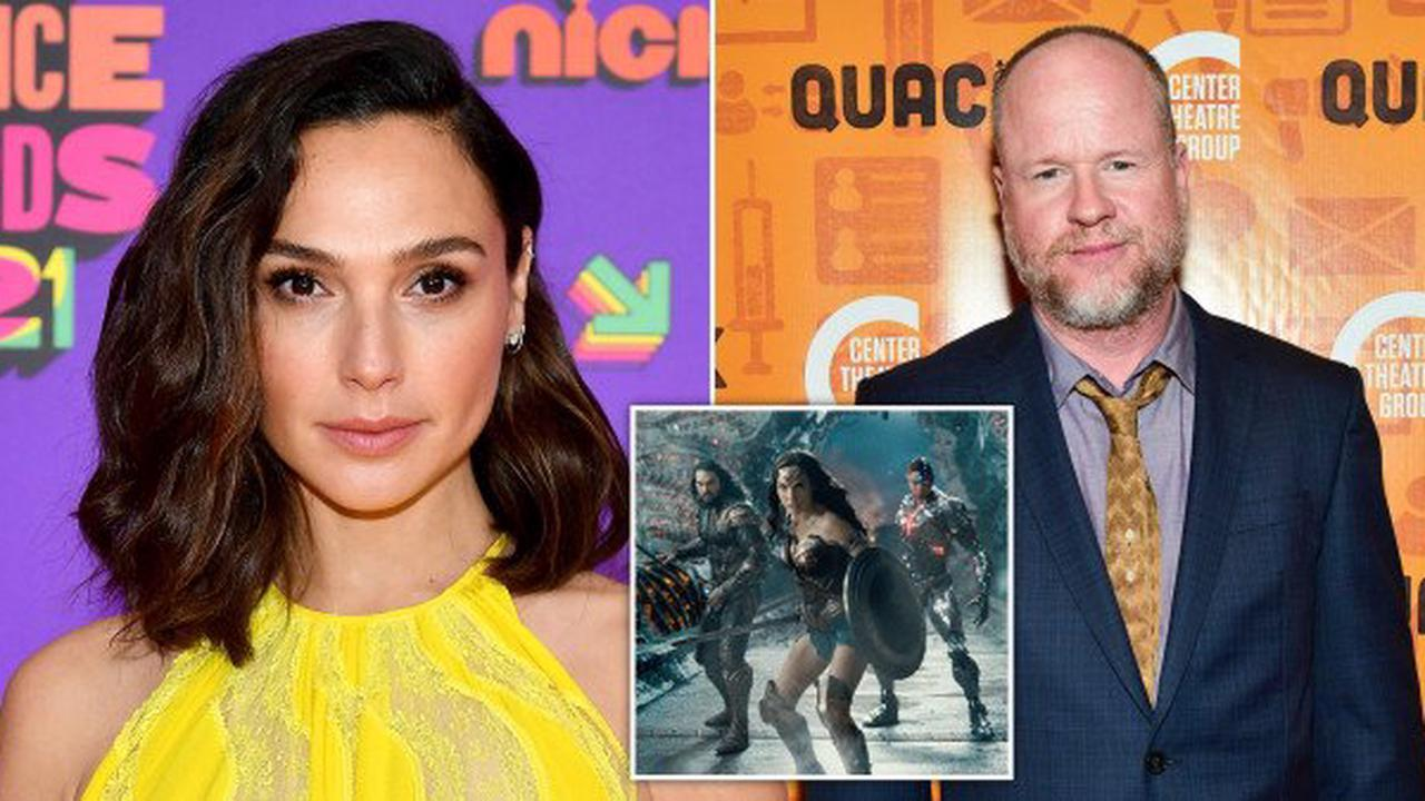 Gal Gadot 'confirms' claims Joss Whedon 'threatened her career'