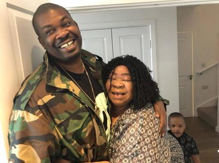 Meet Beautiful Look-alike Mother Of Nigerian Musician Don Jazzy Who Still Looks Young (Pictures)