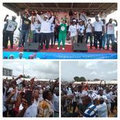 Législatives à Yopougon : les candidats de l'opposition font une démonstration de force