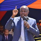 The 2022 presidential race will be between Raila Odinga and Ruto