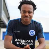 Mzansi Left Speechless After Seeing Percy Tau Photos