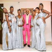 See The Man Who Impregnated His Six Wives at The Same Time. See Photos.