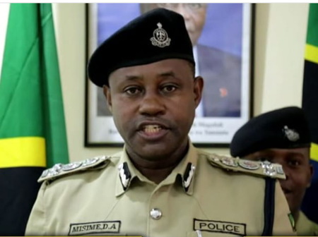 Tanzanian Police Spokesperson Responds To Recent Video Of Youths Shouting