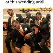Funny Pictures on 'The Wedding Problem'