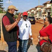 President Uhuru Visits Former Kiambu Boss After Making a Firm Decision on BBI