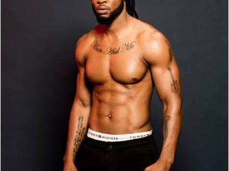 See Some Hot Male Celebrities In Nigeria (Pictures)