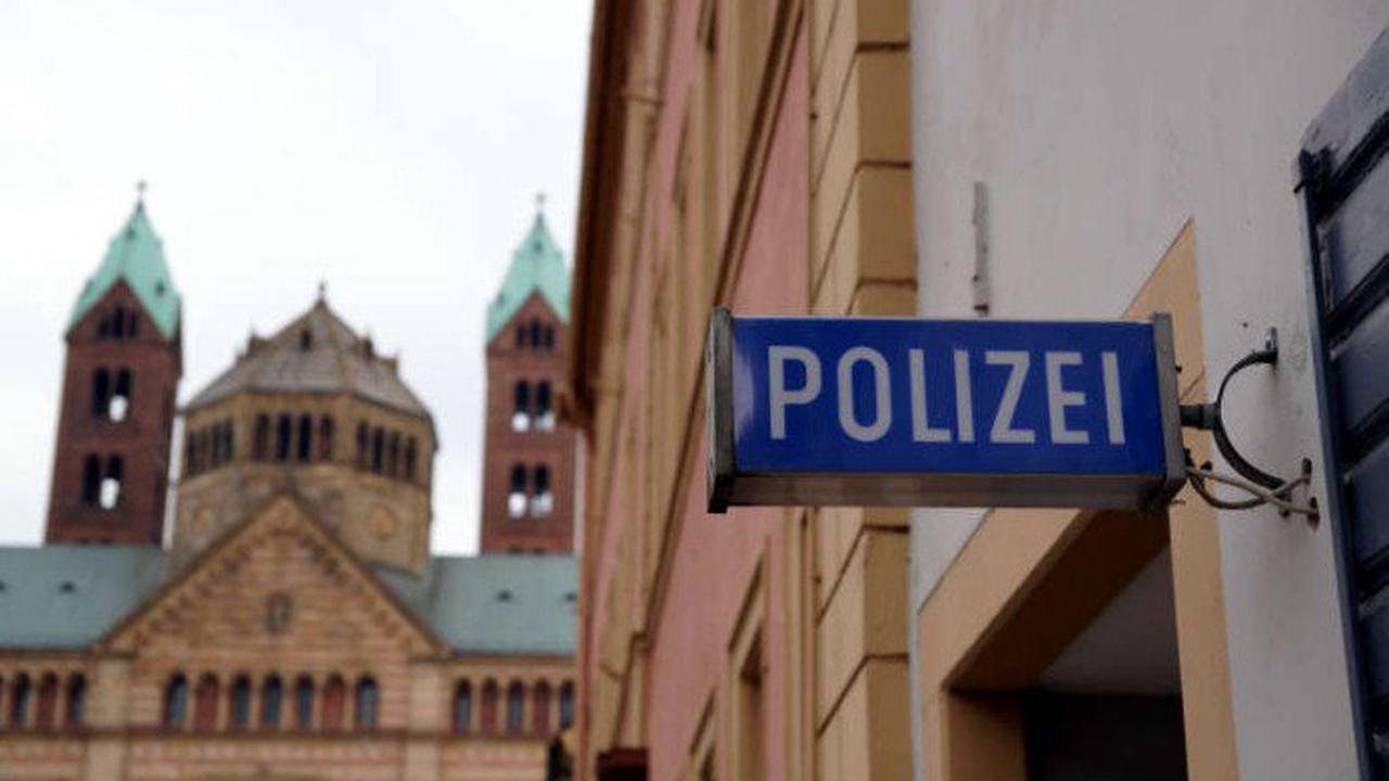 Speyer: Die Polizei-News