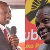 Tuju Says He can't Rule Out The Possibility Of Working Together With Ruto Again