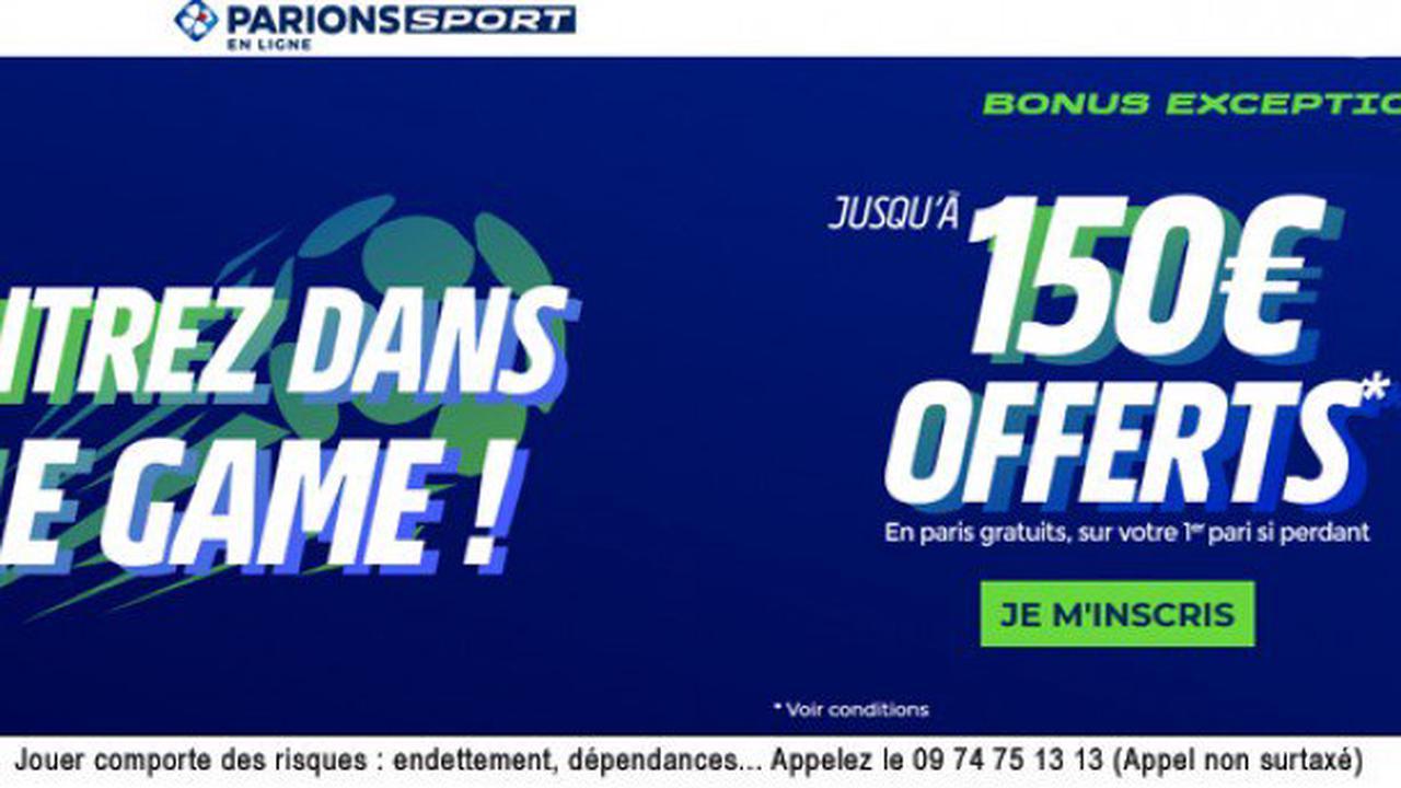 Rennes - PSG : 322€ à gagner !