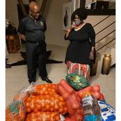 'You Are Going To Prison'- Woman Who Donated Groceries To Zuma's Family