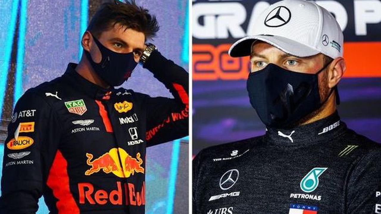 Max Verstappen gives Valtteri Bottas hope in George Russell battle for Mercedes seat