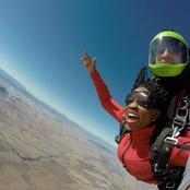 Funny: I Went Skydiving With My Babe, And This Happened to Me