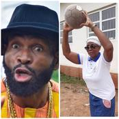 Sylvester Madu  Shows Off His Mum