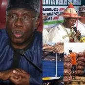 AREWA Blows Hot Against Miyetti Allah. Read What they Said About Blockade Of Food Supply