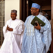 Governor Of Niger State Celebrates The Richest Man In Africa As He Clocks 64