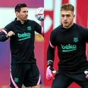 Barcelona: 2 Things Spotted From The Spanish Giants' Training Session Today - (PICTURES).