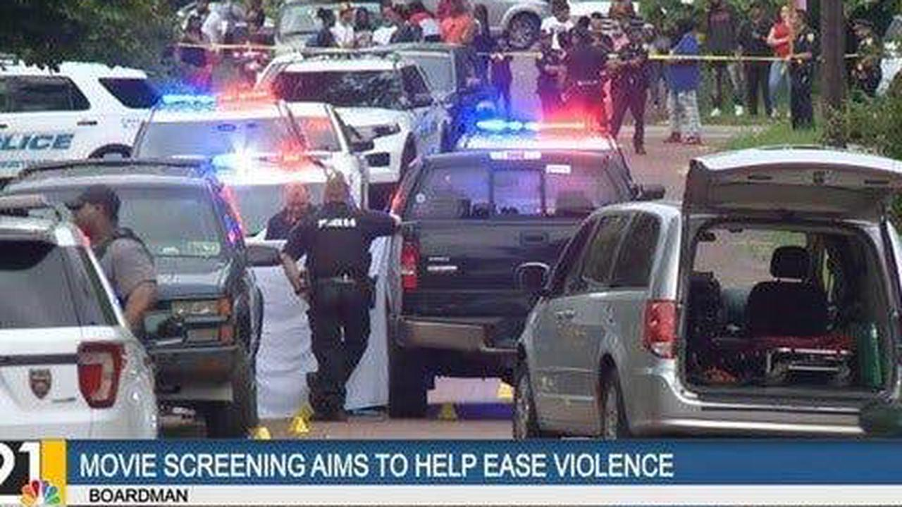 Youngstown leaders screen movie as efforts to stop violence ramp up