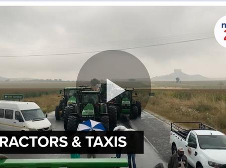 WATCH   Free State farmers, Taxi Drivers Join Forces To Protest 'Total Collapse' Of Infrastructure