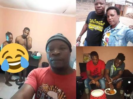 Drama as Limpopo Man Caught In Bed With His Friend's Wife