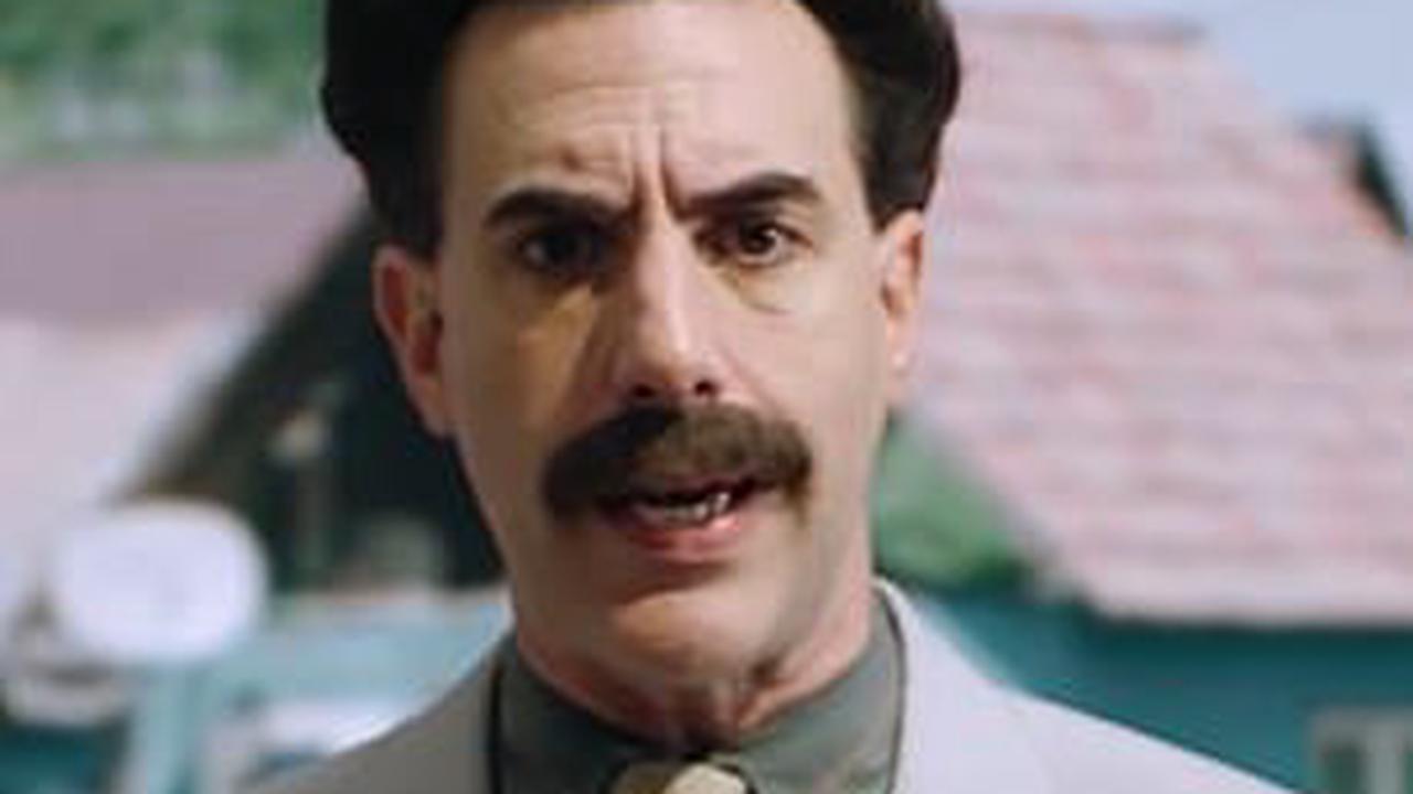 Sacha Baron Cohen and Maria Bakalova reunite for Borat special featuring never-before-seen footage