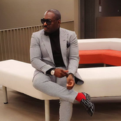 Jim Iyke Sparks Reactions After He Shared Lovely Pictures Of Himself And Team
