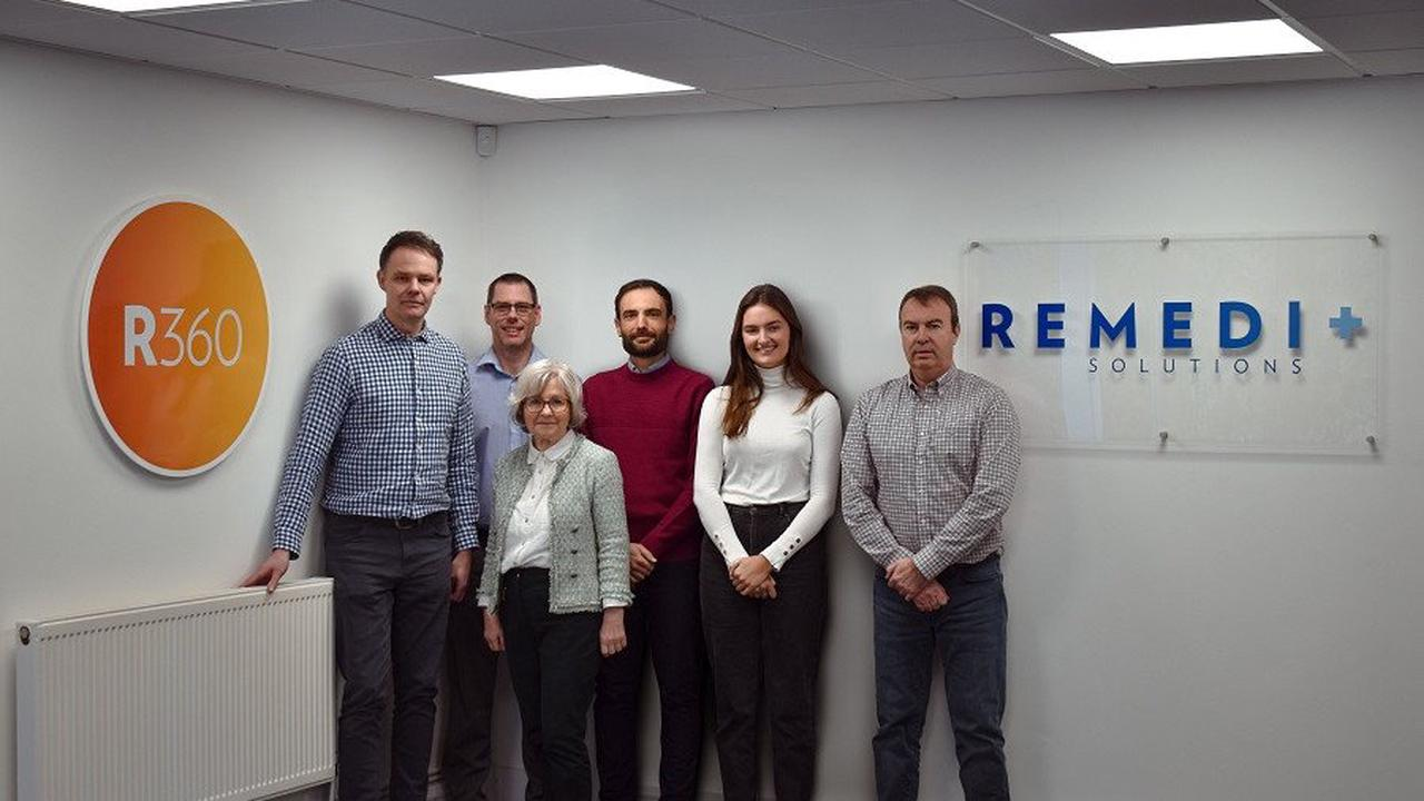 Pharmaceutical business secures £250k funding boost