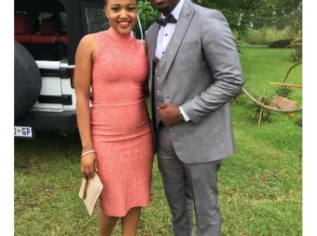 Teboho From Muvhango Has Found A Good Man