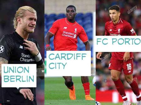 9 Liverpool Players Who Are Out On Loan This Season.