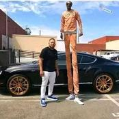 """This Man Has Four Knees"" – See Photo Of This Tall Man That Got Reactions On Facebook"