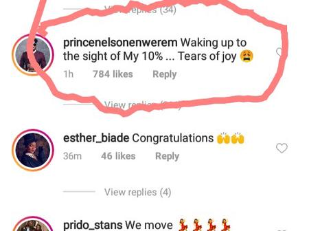 BBNAIJA: See how Prince reacted as Dorathy signed yet another Endorsement deal.