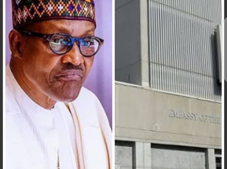 Today's Headlines: US Embassy Send Strong Message To Nigerian, Why Nigerian Can't Stop Borrowing- CBN