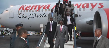 Why Raila Odinga Will Not Be Treated To A Grand Welcoming During His Return From Dubai