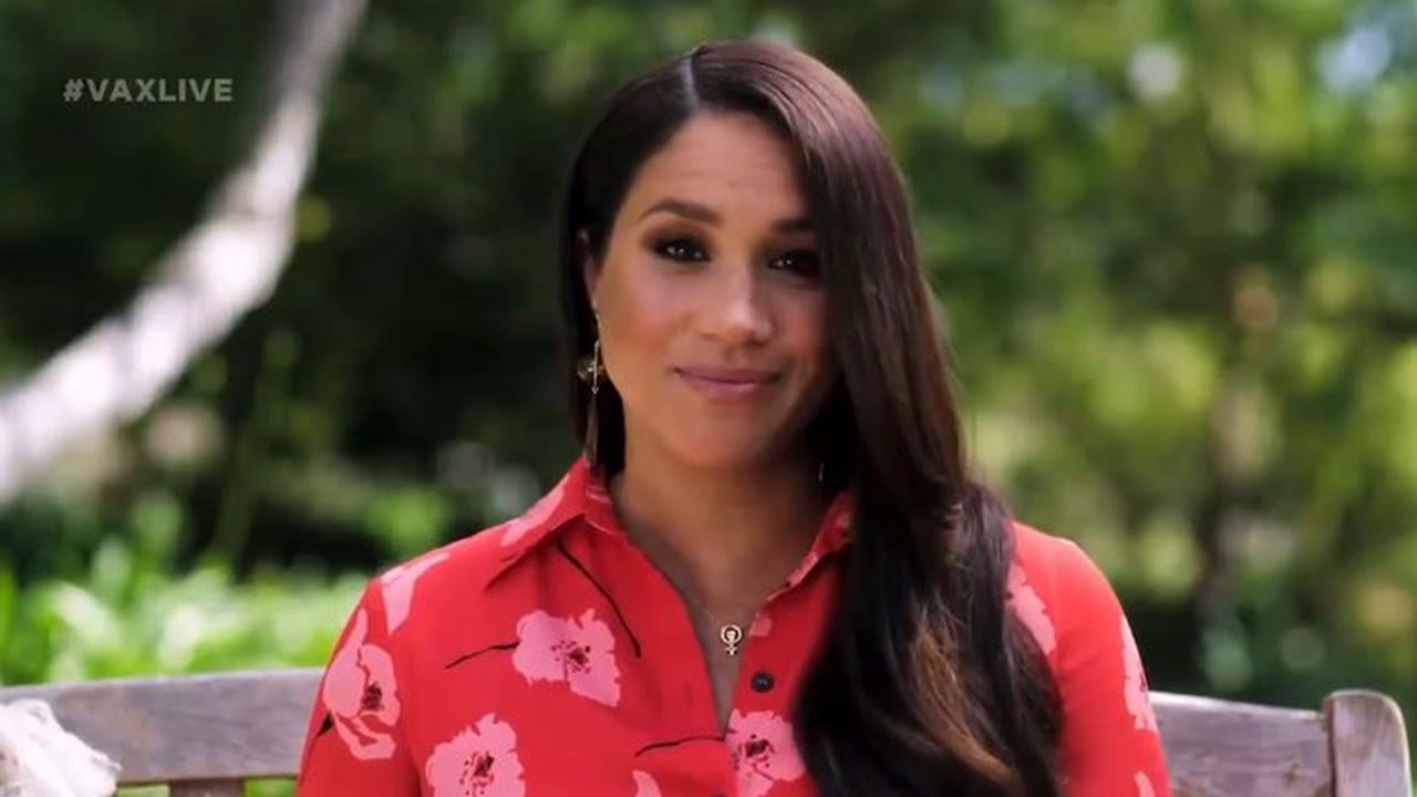 Meghan talks in 'the style of the Queen' in first appearance since Oprah, says expert