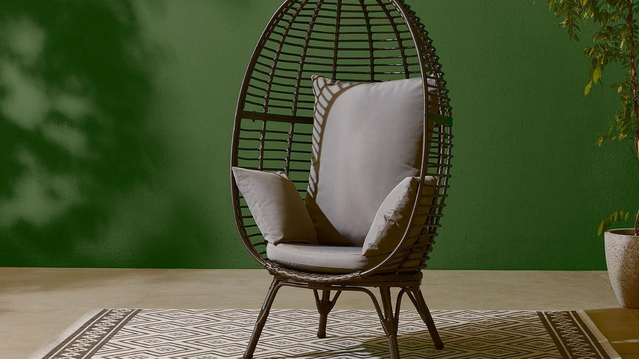 Aldi's famous hanging egg chair: When it could be back in stock
