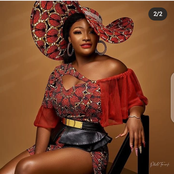 Dear Classy Ladies, Here Are 55 Random Ankara Designs You Could Wear And Look Fabulous In This Week
