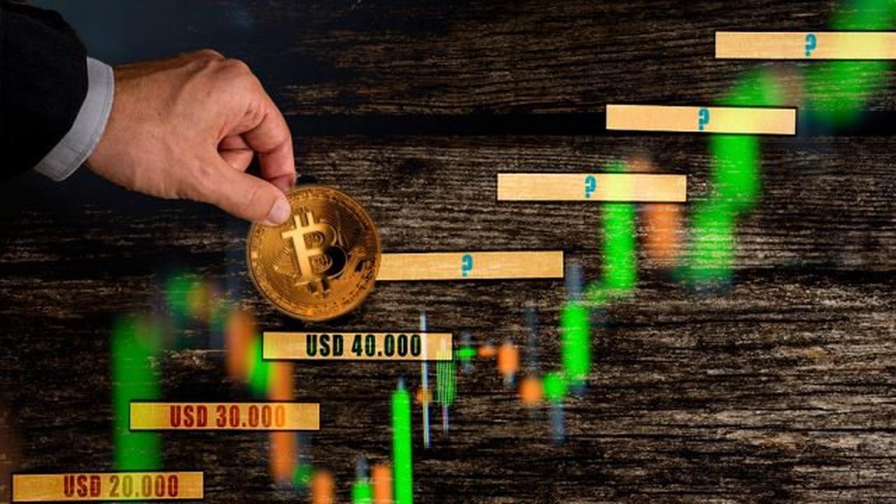 Bitcoin überquert die Marke von 40.000 US-Dollar bei einem neuen Aufwärtsschub