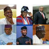 2023 APC Presidential Flag Bearer: Top 7 candidates that could grab the ticket